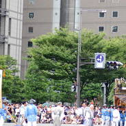 祇園祭 山鉾巡行 浄妙山
