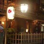 祇園祭  旅館 祭提灯