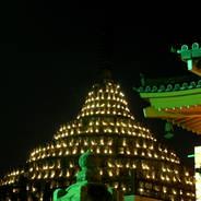 盂蘭盆会 万灯会 壬生寺