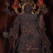 仏像 勝林寺 毘沙門天