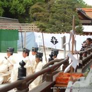 春祭 葵祭 歩射神事 下鴨神社