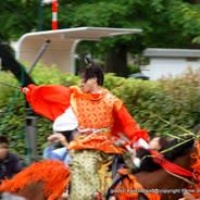 春祭 葵祭 賀茂競馬神事 上