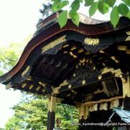 文化遺産 豊国神社 唐門 豊臣秀吉