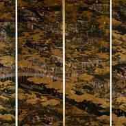 文化遺産 大佛殿 洛中洛外図巻(舟木本)