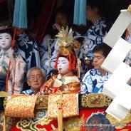 妖怪文化 祇園祭 長刀鉾