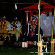 千日詣り 火渡り祭 狸谷山不動院 木食上人正禅 亮栄和尚 宮本武蔵