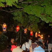 愛宕古道街道灯し 千灯供養 化野念仏寺