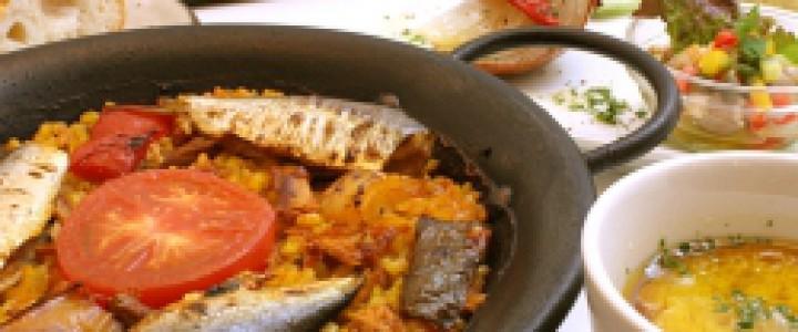 ラマーサのスペイン料理